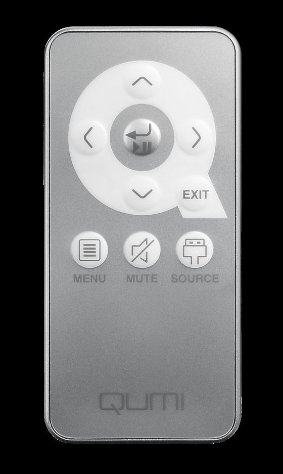 Remote Control Qumi Q2