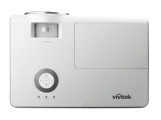 Vivitek D855ST Top MediumRes