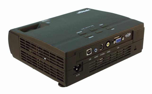 Vivitek D330WX  IO 1