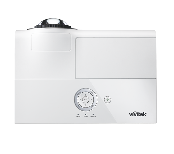 Vivitek DX881ST Top