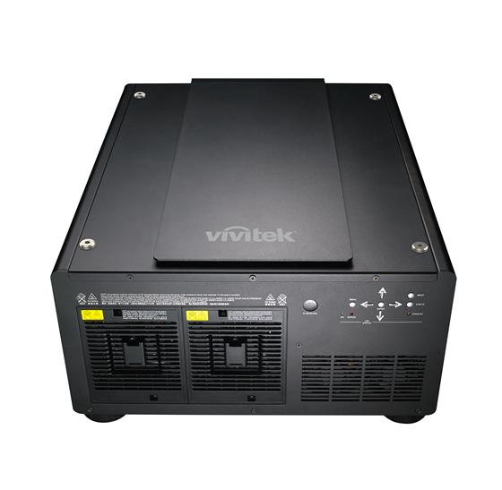 Vivitek DU9000 Back 2