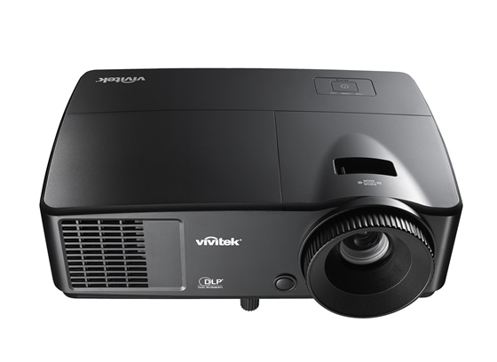 Vivitek D200 Series Top Front