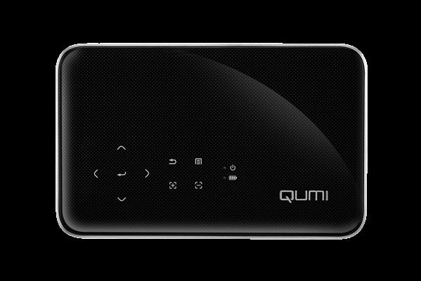 Qumi Q38 Black Top