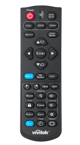 Remote control DX283 ST