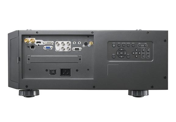 Vivitek D8800 D8900 IO Ports HiRes