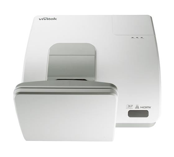 Vivitek  D7180HD Top Angle Front