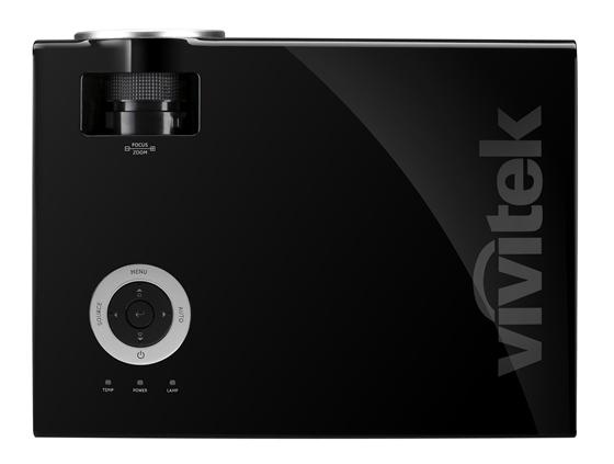 Vivitek D837 Top MediumRes