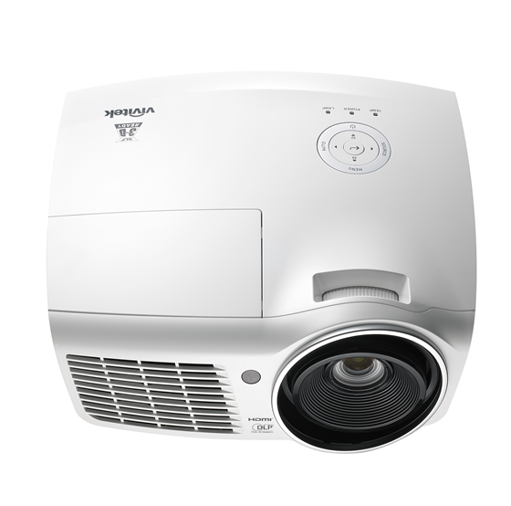 Vivitek D912HD Front Top