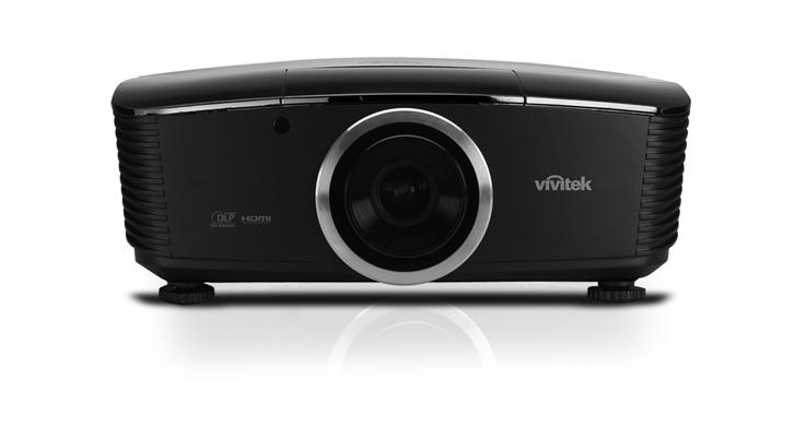 Vivitek D5180HD D5185HDFront LowRes