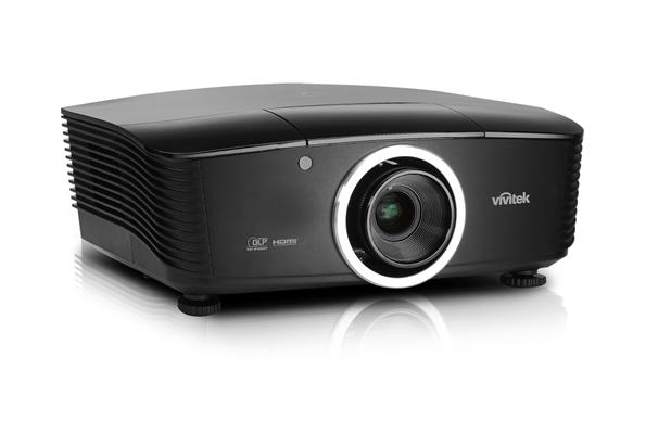 Vivitek D5180HD D5185HD LeftHero LowRes