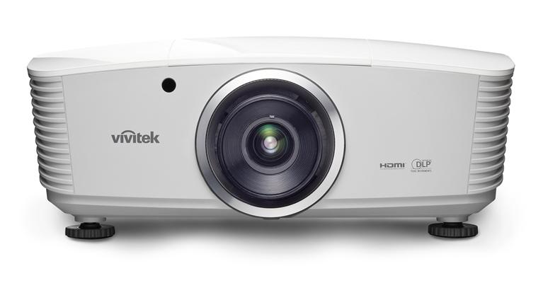 Vivitek  D5190HD  White Front HiRes